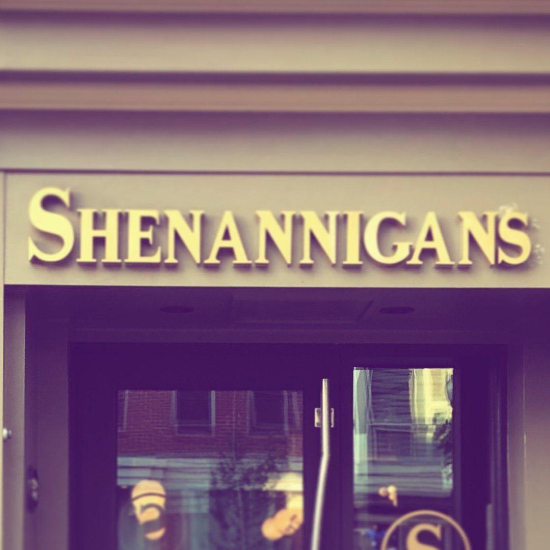 Shenannigans Bar